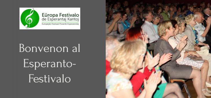 Bonvenon al Esperanto-Festivalo